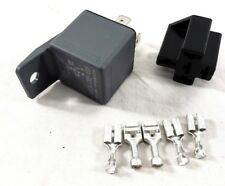 RELAY WITH INTERNAL DIODE SOCKET & TERMINALS BOSCH-TYCO SPST 40A 12V