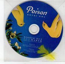 (DV666) Poison, Kotki Dwa - DJ CD