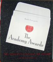 THE ACADEMY AWARDS: THE COMPLETE HISTORY OF OSCAR  - GAILL KINN AND JIM PIAZZA