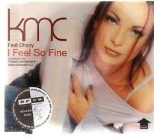 (AV441) KMC, I Feel So Fine - DJ CD
