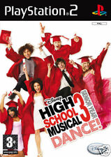 Videogame High School Musical 3: Senior Year DANCE! PS2
