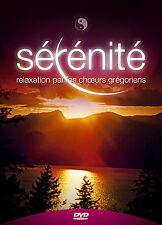 DVD Sérénité - CD Relaxation par les choeurs grégoriens