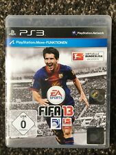 FIFA 13 (Sony PlayStation 3, 2014, DVD-Box) für PS3 EA Sports Fussball