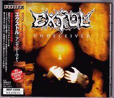 Extol - Undeceived - CD (Avalaon MICP10194 Japan 2000)