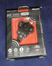 E-Zee Chat PS3 Playstation 3 Wireless Gaming Communicator, No Headset needed