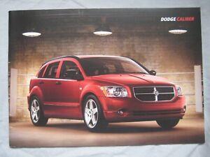 2006 Dodge Caliber Brochure Pub.No. CJM13306
