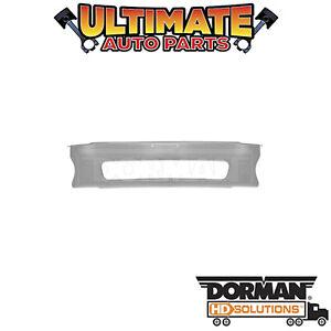 Dorman: 242-5287 - Front Bumper Center - Steel