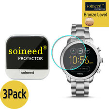[3-Pack] SOINEED Fossil Q Explorist Gen 3 Tempered Glass Screen Protector Saver