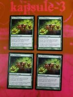 4x Vow of Wildness | Commander | MTG Magic The Gathering Cards
