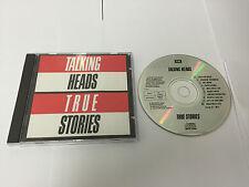 Talking Heads – True Stories EMI – CDPM 746345 2 RARE JAPAN PRESS CD 07777463