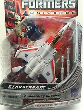 Transformers Universe, Generation Series, G1 STARSCREAM, 25TH Anniversary, MISB