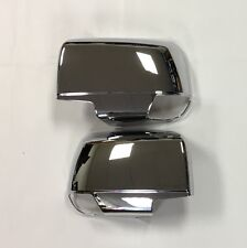 CHROME MIRROR SIDE DOOR COVER FOR NEW ISUZU DMAX D-MAX 2012 & UP