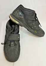 2004 Nike retro Air Force sz 12 OPERATE MAX 1 BLACK CHROME SILVER 310429 001 00