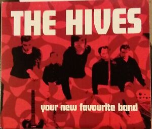 The Hives: Your New Favourite Band, Digipak CD, like new, ex music store stock