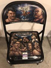 WWE SURVIVOR SERIES CHAIR - 2004