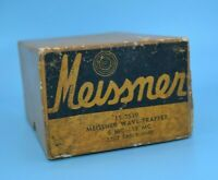 Vintage Ham Radio Amateur Meissner NOS 15-7510 WAVE TRAP 6MC-13MC TVI Eliminator