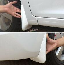 For Hyundai Elantra 2017-2019 2020 WHIT MUD FLAP FLAPS SPLASH GUARDS MUDGUARDS*4
