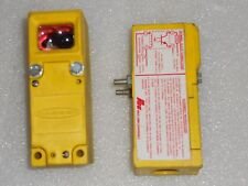 LOT OF 2 Red Lion/Banner  proximity scanner PR100000