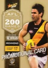 2013 AFL SELECT CHAMPIONS RICHMOND CHRIS NEWMAN #MG60 PROMO CARD FREE POST