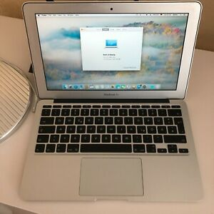 "Apple Macbook Air 11"" mid 2011 A1370 4,1 Intel i5 1,6 GHz, 2GB, 120GB SSD"
