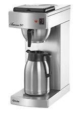 Bartscher Aurora 20 Profi Kaffeemaschine 190047  Kaffeeautomat Korbfilter  NEU