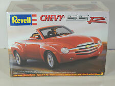 Revell Chevy SSR Pickup Truck Model Kit
