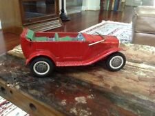 Vintage Tin Litho Car Japan