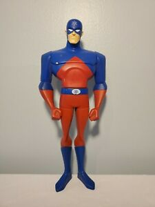 """Justice League ATOM Action Figure 9""""- 9 inches tall Rubber/Plastic"""