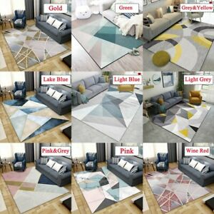 Geometry Hippie Non-slip Area Rugs Kitchen Rug Floor Mat LivingRoom Carpet Decor