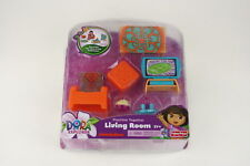 Fisher Price Dora the Explorer Playtime Together Living Room X0487 - New Sealed