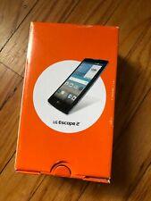 Brand New LG Escape 2 H443 - 12GB - Black AT&T 4G LTE SmartPhone