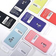 Funda de Silicona Suave Líquida para Samsung Galaxy S9 Plus - Diseño Original