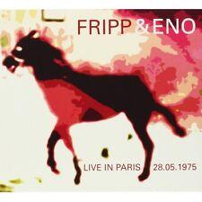 CD Fripp&Eno live in paris 28.05.1975 (3CD)