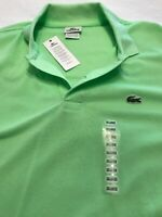 Lacoste Men's XXL 2XL Size 8 Polo Shirt New Free Shipping