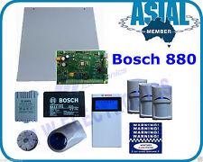 Bosch Alarm Solution 880 Kit w/3 Blue Line Gen2 PIR Free Programming