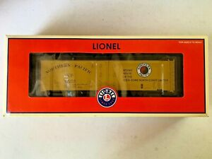 Lionel #6-17379 O Steel-Sided Refrigerator Car - Northern Pacific #91353 w/box