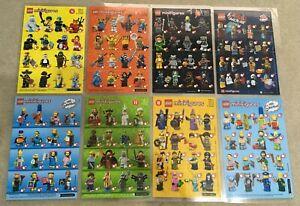 Genuine Lego Series Movie 12 13 14 15 16 Simpsons Minifigures Choose Your Figure