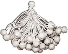 KMH® 50 Gummischlaufen Spanngummis Zeltgummis Partyzelt Gummis Ball-Bungees Zelt