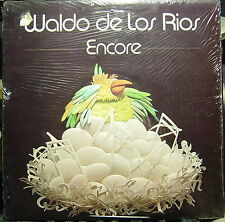 Waldo de Los Rios: Encore (CANADA) 1984-Polydor (cover in shrink)