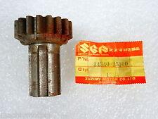 Suzuki NOS NEW 24340-25100 4th Drive Gear TC TC100 1973-77