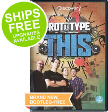 Prototype This Season 1 (DVD, 2009) NEW, Sealed, Discovery Channel
