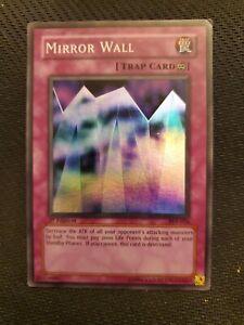 Mirror Wall - PSV-016 - 1st Edition - Yu-Gi-Oh TCG