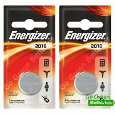 Energizer Lithium-Based CR2016 Single Use Batteries