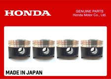GENUINE HONDA INTEGRA TYPE R DC2 JDM B18C PISTON SET 13010-P73-J00 STANDARD SIZE