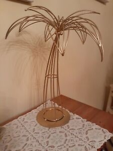 METAL PALM TREE FREE STANDING ART 🌴🌴🌴 OVER 16 INCHES TALL