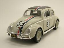 "VW Coccinelle 1962 ""Herbie Goes Monte Carlo"",Modèle de voiture 1:18/Hot Wheels"