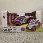 Pink & Purple RC Remote Control Car Sharper Image Pixie Cruiser Girls NEW