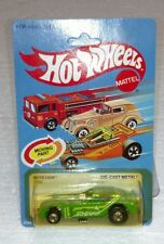 HOT WHEELS #2532 SCREAMIN GREEN UNPUNCHED BRAND NEW MALAYSIA