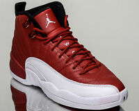 Air Jordan 12 Retro BG Gym Red XII youth lifestyle sneakers NEW white gym red