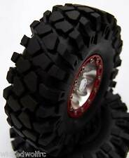 """RC4WD 2x Rock Crusher X/T 2.2"""" Off-Road Tires Z-T0087 (PAIR) RC"""